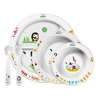 AVENT SET COMPLETO PAPPA 6M+