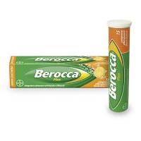 BEROCCA Plus 15 compresse