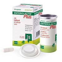 ENTEROLACTIS PLUS 20CPS