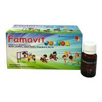 FAMAVIT JUNIOR 7FL 10ML
