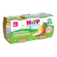 HIPP BIO OMOGENEIZZATO PERA WILLIAMS 2X80G