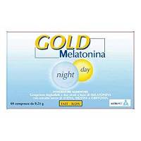 MELATONINA GOLD HTP 1MG 60 comrpesse
