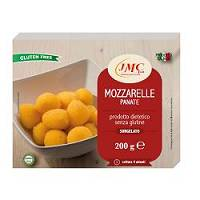 MOZZARELLE PANATE 200G