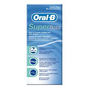 Oral-B® Super Floss® 50 pz.