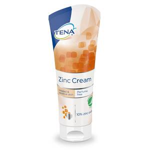 TENA ZINC CREAM 100ML